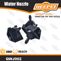 QWJ002 Qashqai high performance headlamp car wash plastic water spray nozzle