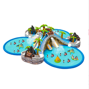 slides kids inflatable outdoor playground for sale water commercial