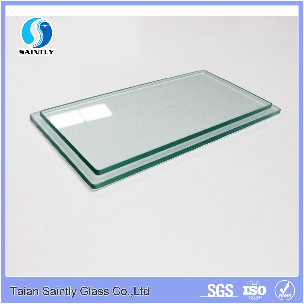 Decoration Glass Safety Glass 12mm Thick Toughened Glass For Door