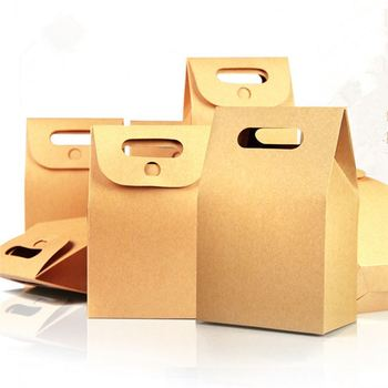 Hot Sale Fashion Design Environmental Cardboard Carrying