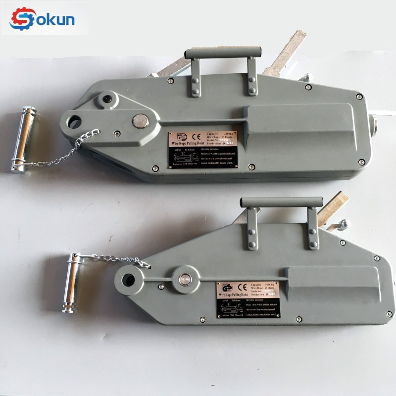 List Manufacturers of Wire Rope Hand Puller, Buy Wire Rope Hand ...