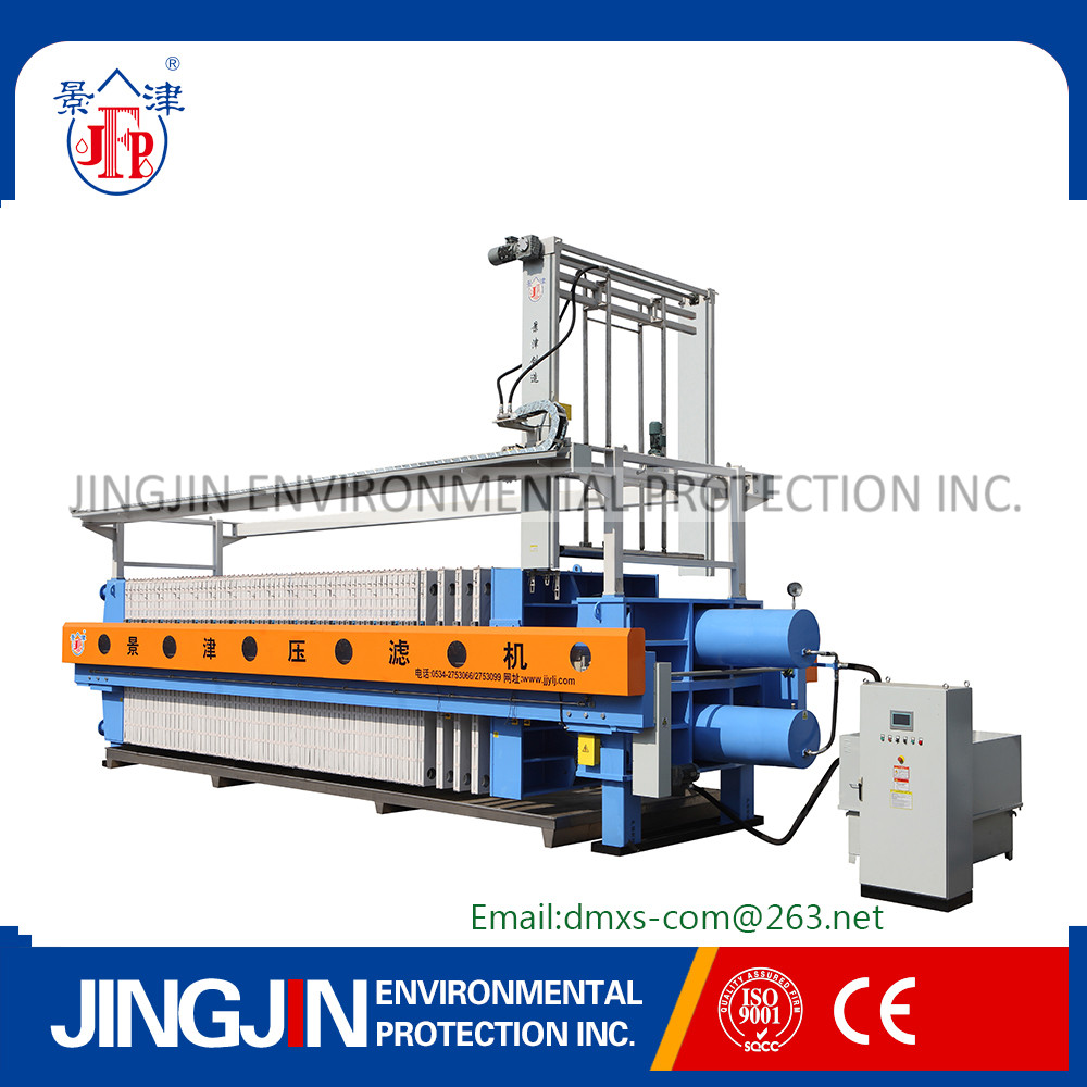Chinese top one chamber and membrane filter press supplier