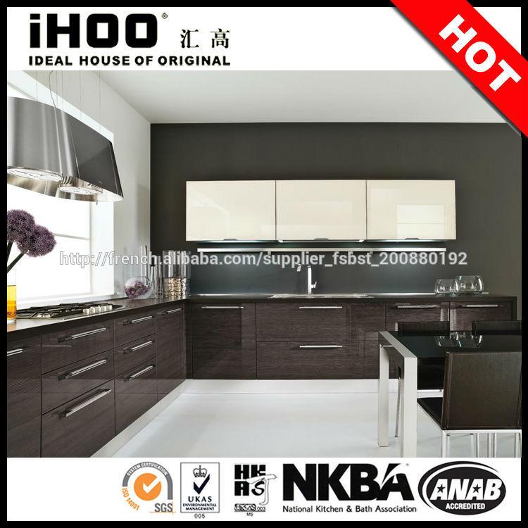 meubles de cuisine moderne haut de gamme armoire de cuisine id de produit 500003313135 french. Black Bedroom Furniture Sets. Home Design Ideas
