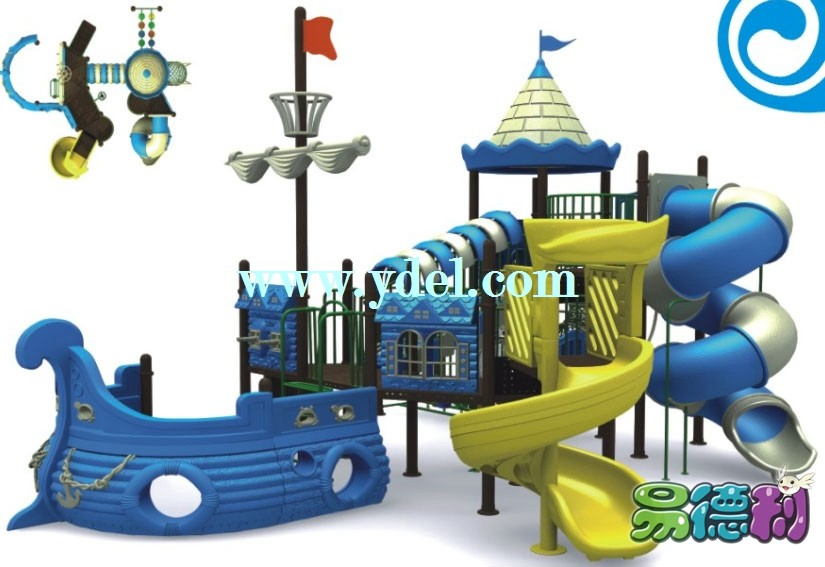 new ship Outdoor Playground