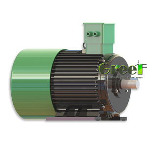 1MW 3MW wind generator motor, generator for wind powerplant, high efficiency high quality