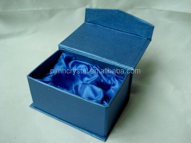 MH-H0056 handmade holiday crystal lotus flower favor