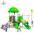 Multifunctional Hot Sale Toddlers School Playground Equipment For Kindergarten Plastic Outdoor Playground
