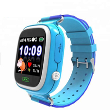 2018 0.96 inch OLED Wifi GPS Watch 추적기 Kids Smart Watch 심