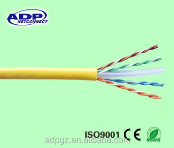 Network Cable Color Code Utp Cat6 Ofc Cable - Buy Cat6 Cable,Cat6 ...