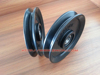MC nylon material tensioner pulley & pulley wheel