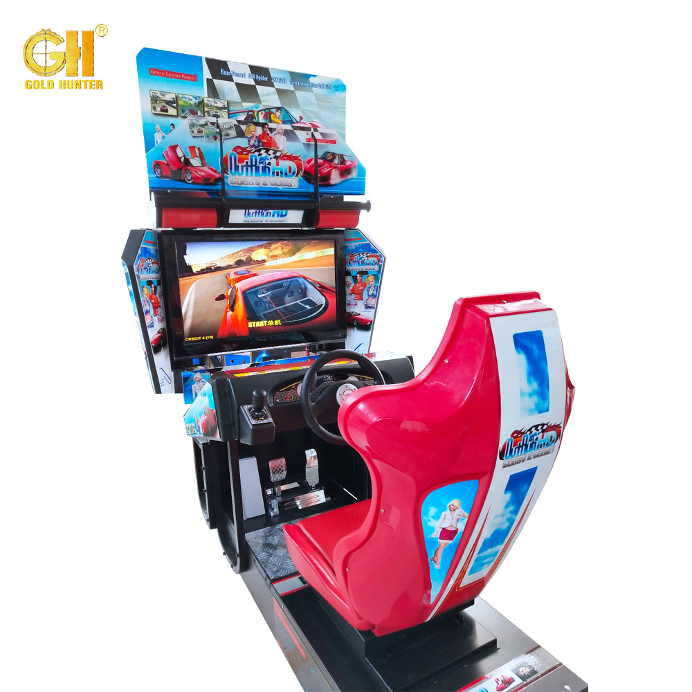 Arcade Machine 32 Inch Outrun Car Racing <strong>Game</strong>