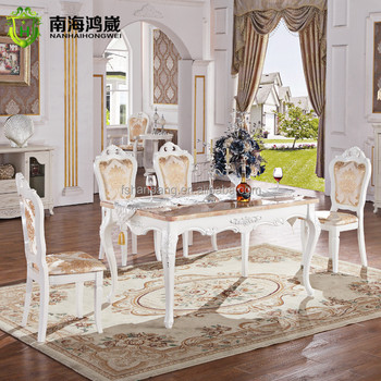 Luxury Classic French Provincial Marble Dining Table Buy Dining