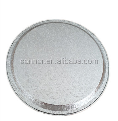 High Quality Disposable Round Aluminium Foil Contaner For