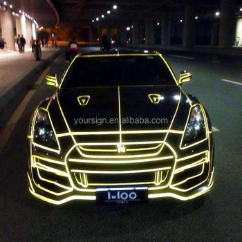 Custom decals reflective sticker printing car wrap vinyl