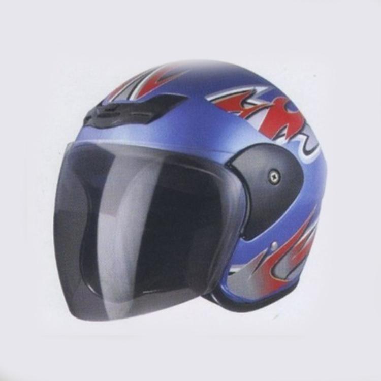 Ningbao Casco de Motocicleta Lente Doble Casco de Cara Abierta Casco de Cara Completa Casco de Carreras