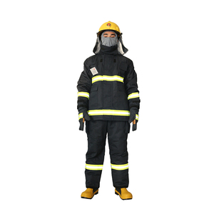 Nomex material firefighting equipment fire fighting suits