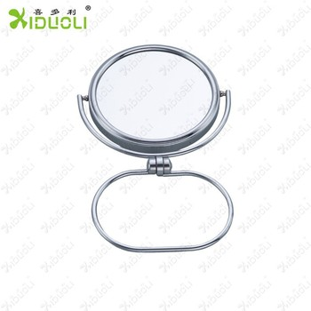 New Products Bathroom Rearview Mirror With Magnifier Fancy Mirrors