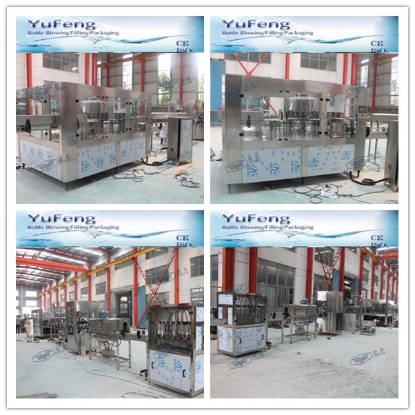 Artesian mineral drinking water machine automatic water bottling machine