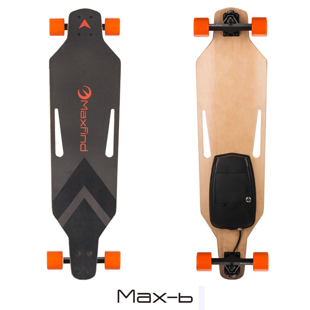 High quality Hub-motor driven wholesale Electric Skateboard