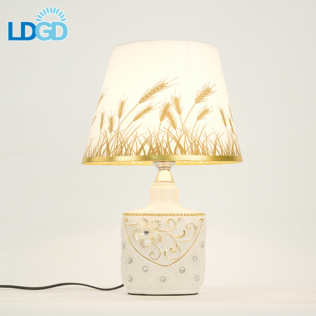 Buy cheap china chandelier table lamp pink products find china langde 2017 new arrival for hotel kit modern lights retro vintage table lamp with base switch aloadofball Image collections