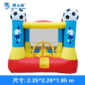 OEM inflatable football bouncer/castle