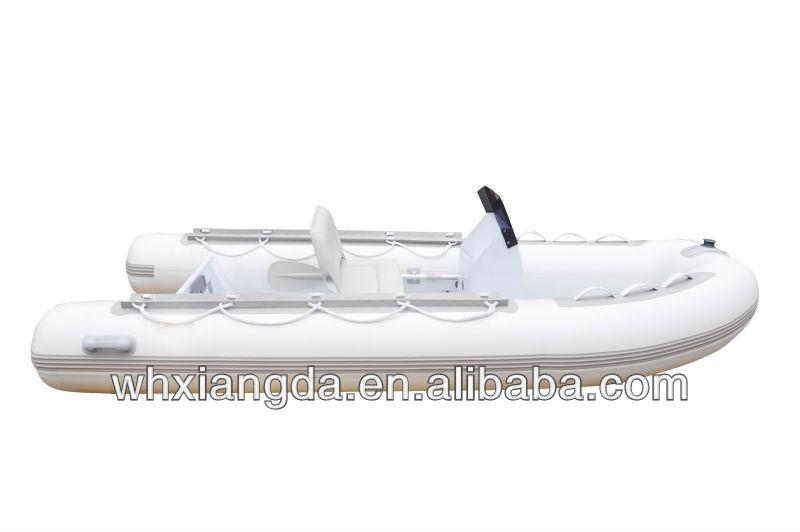 en aluminium de luxe bateau ponton de p che kayak gonflable bateaux d 39 aviron id de produit. Black Bedroom Furniture Sets. Home Design Ideas