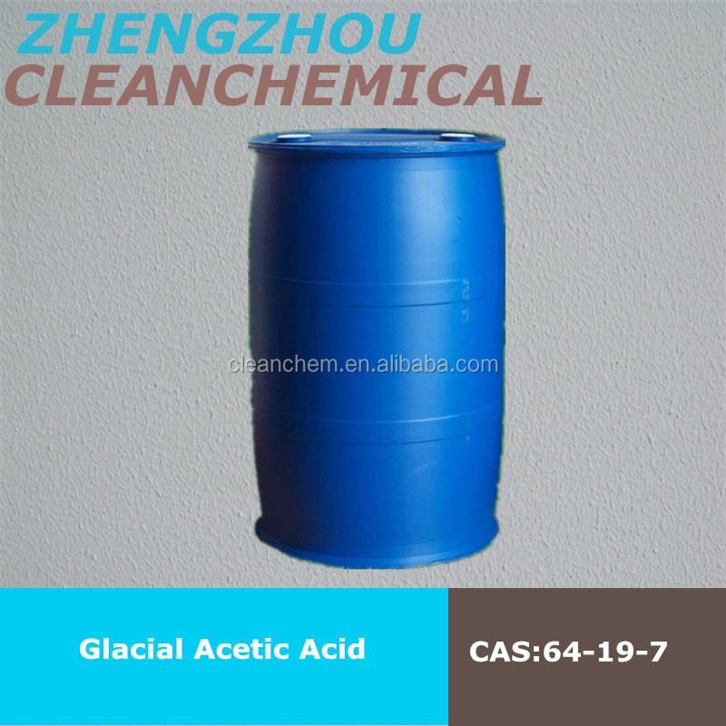 Bulk Acetic Acid Food Grade