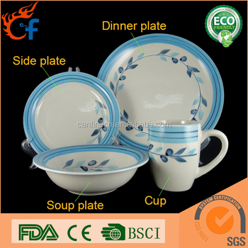 Wholesale Eco Friendly decal porcelain used restaurant dinnerwarewhite ceramic home goods corelle dinnerware set  sc 1 st  Alibaba & Wholesale Eco Friendly Decal Porcelain Used Restaurant Dinnerware ...