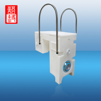 wall-hung pipeless swimming pool filter