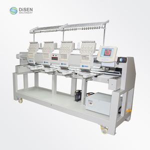The best used computer tajima 4 head embroidery machine china price for sale japan