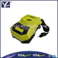 Power tool charger for RYOBI 18V NI-CD NI-MH LI-ION batteries
