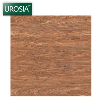600*600mm 10mm thick homogeneous tiles thickness Brown wooden rustic glazed ceramic floor tile porcelain price