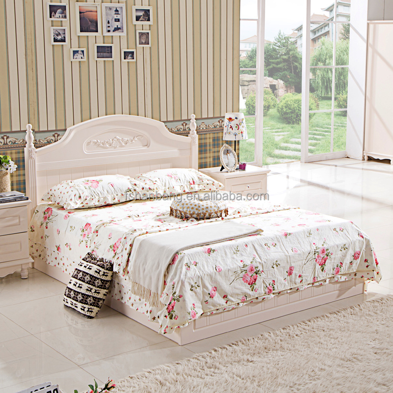 Promotional New Design South Korea Style Bedroom Furniture