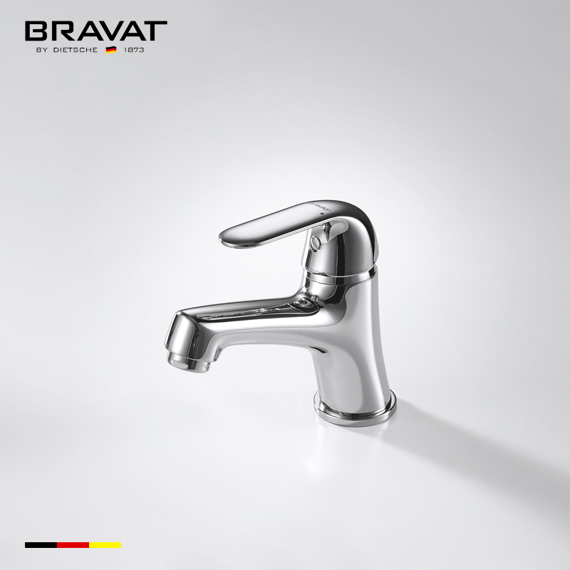 Chrome plating brass new basin sink faucet F1135193CP-RUS