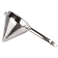 Commercial Popular Stainless Steel Kitchen Soup Conical Strainer