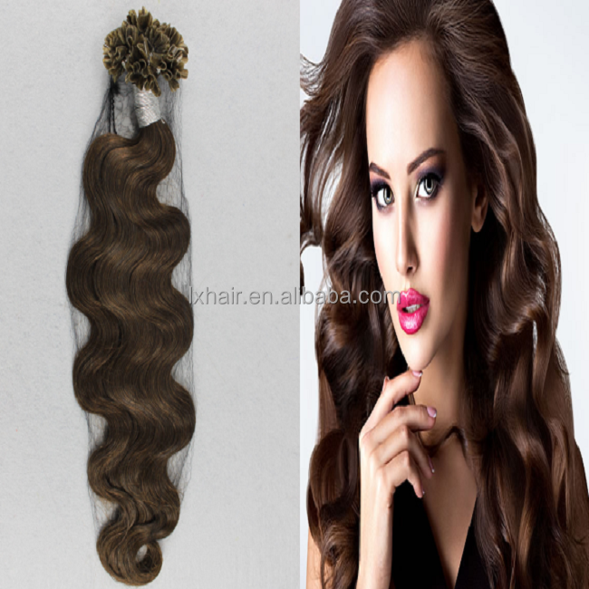 Wholesale alibaba hot sale cheap 20 inch u tip human hair weave,soprano remy hair extension