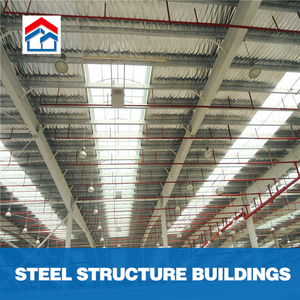 Brand New Steel Structure Workshop With Great Price