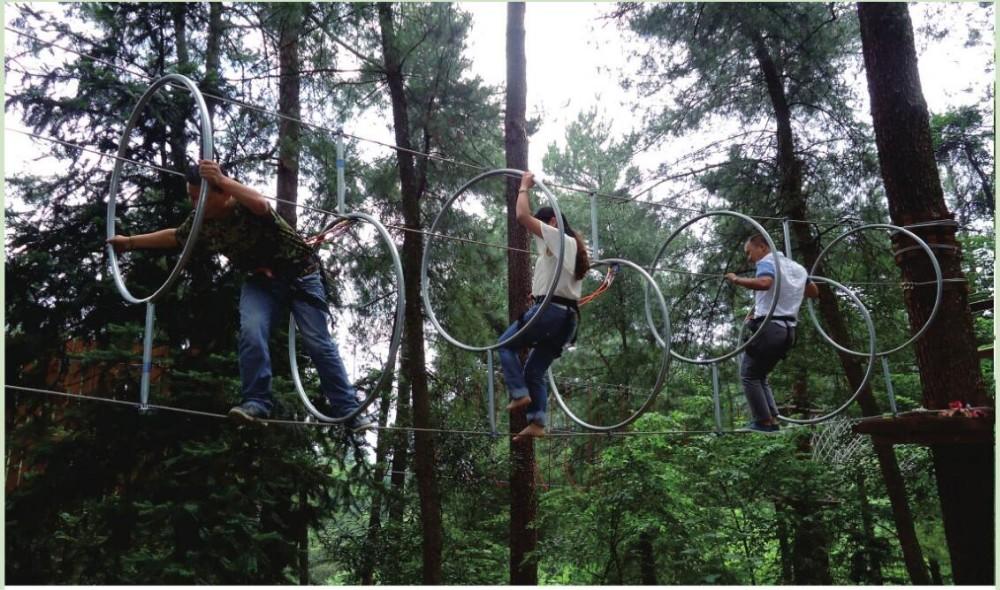 Klettergerüst Baum : Neues klettergerüst im stadtpark radio gütersloh