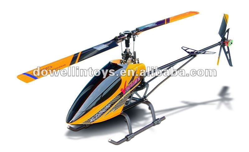 GYRO Walkera V400D02 EP 2.4G Electric RTF RC Helicopter