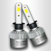 Automobiles & motorcycles Car H1 Led Headlight Bulbs 2 Pcs CSP Led Head Light H1 Led For Car accessories