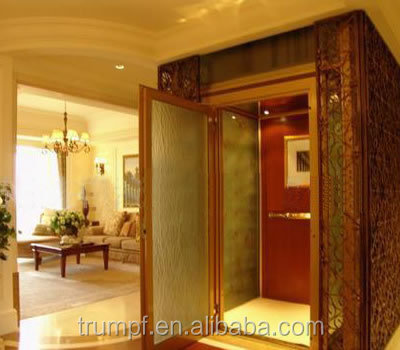 Small Elevator For Home with MRL