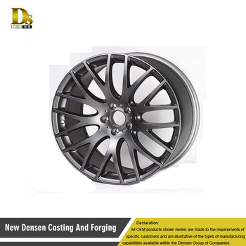 Chinese Supplier Factory wholesale alloy wheel rim alloy car wheels