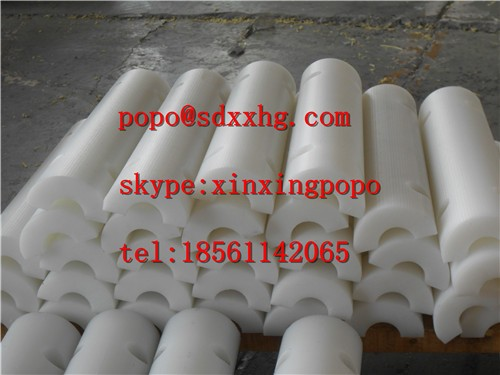 Uhmwpe Sleeper Pad /uhmwpe Pipe Support/plastic Vertical Pipe - Buy Uhmw-pe  Sleeper Pad,Uhmwpe Pipe Support,Plastic Vertical Pipe Product on