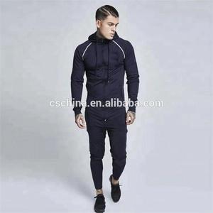 2955f599 Latest design custom plain mens tracksuit imported velour tracksuits for  men slim fit
