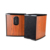 Home theatre wooden 2.0 ch active speaker subwoofer with wire microphone jack USB,MS/MMC,SD Input