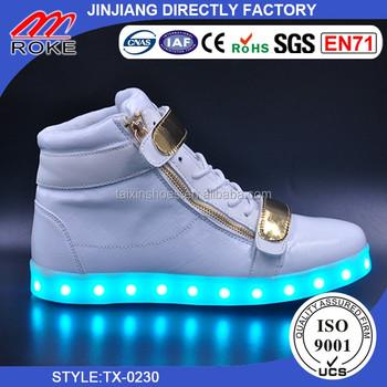 54fb26c8d crazy led lights led shoes lights light up shoes for men and women ...