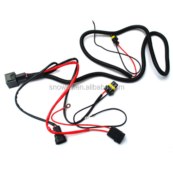 Hid Relay Harness H13 9008 12v 35w 55w Bi