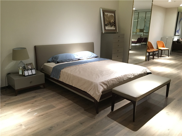 Fancy Latest pictures of divan home furniture wooden designs double bed