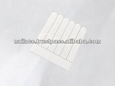 Nail file - Wooden file (match book file) / premium nail file / korea nail file