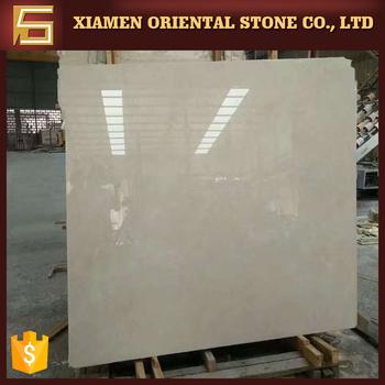 Turkey Quarry Wholesale Shaanna Cream Marfil Marble Floor Tiles